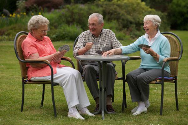 Geistig fit bleiben im Alter