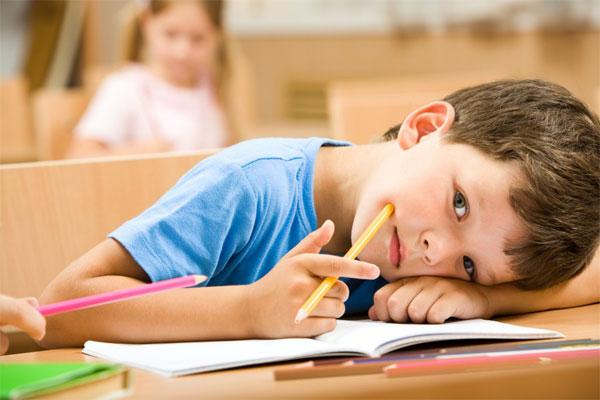 Konzentration in der Schule